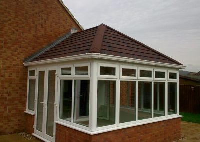 Bishop Conservatory Roof Replacement