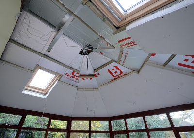 Conservatory Roof Picture